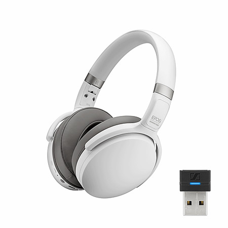 EPOS ADAPT 360 White Over-Ear Wireless ANC Bluetooth Headset