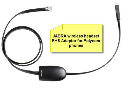 Jabra Link 14201-17 EHS Cable for Polycom