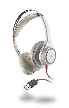Plantronics Blackwire 7225 with ANC in White