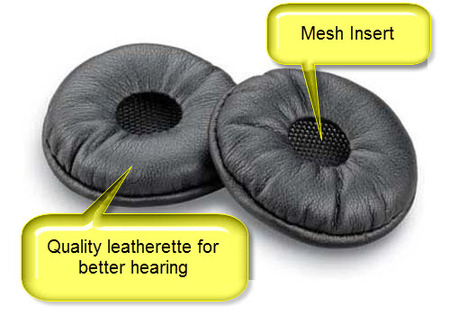 Plantronics CS540 W745 W740 W440 WH500 Ear Cushions
