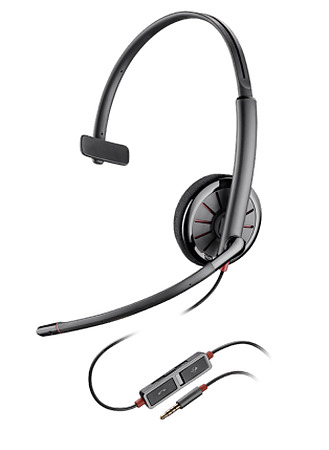 Plantronics Blackwire C215 Mono 3.5mm Headset