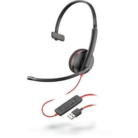 Plantronics Blackwire 3210 USB-A