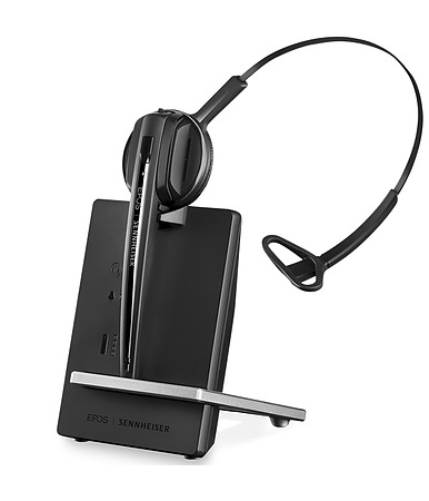 Sennheiser D 10 Wireless Headset Phone