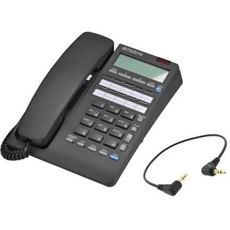 Interquartz EHS-Capable Headset Business Telephone
