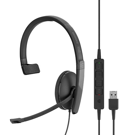 Sennheiser SC 130 Mono Headset USB