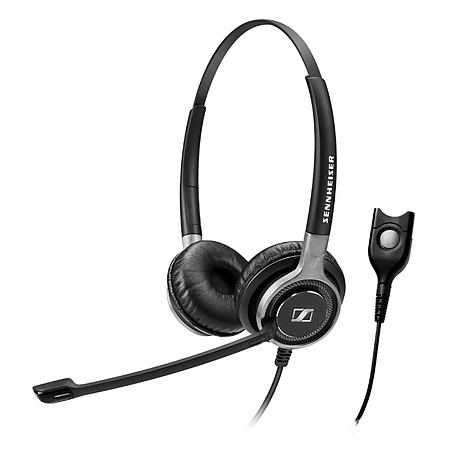 Sennheiser SC660 Premium Binaural Ultra Noise Cancelling Wideband Headset