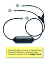 Jabra Link 14201-33 EHS Cable for Avaya