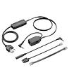 Alcatel APA-24 Plantronics EHS Cable for Plantronics