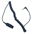 Plantronics MO300 Smart Phone Coiled Cable