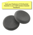 Plantronics 43937-01 Foam Ear Cushion for CS60