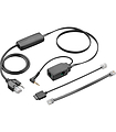 Alcatel APA-23 Plantronics EHS Cable for Plantronics