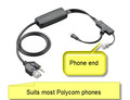 Polycom APP-51 EHS Cable for Plantronics
