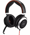 Jabra Evolve 80 UC Stereo USB Headset with Active Noise Cancelling