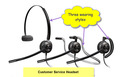 Plantronics HW540 EncorePro Headset