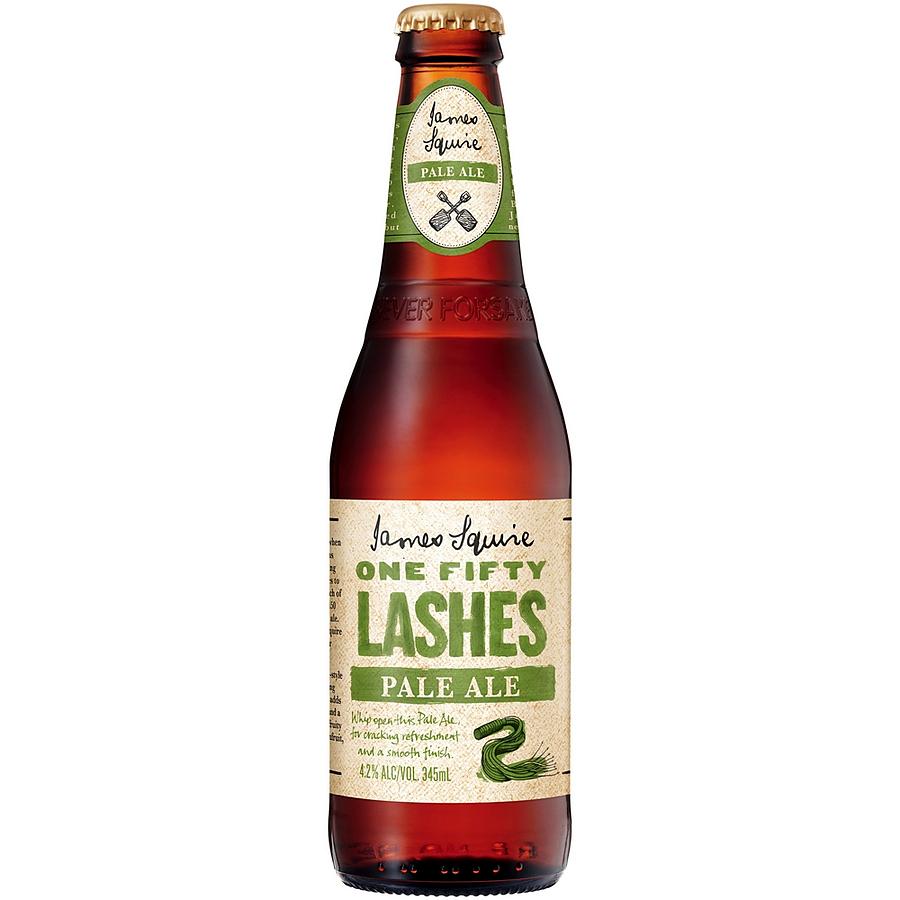 James Squire 150 Lashes Pale 345ml Bottle - Image 1