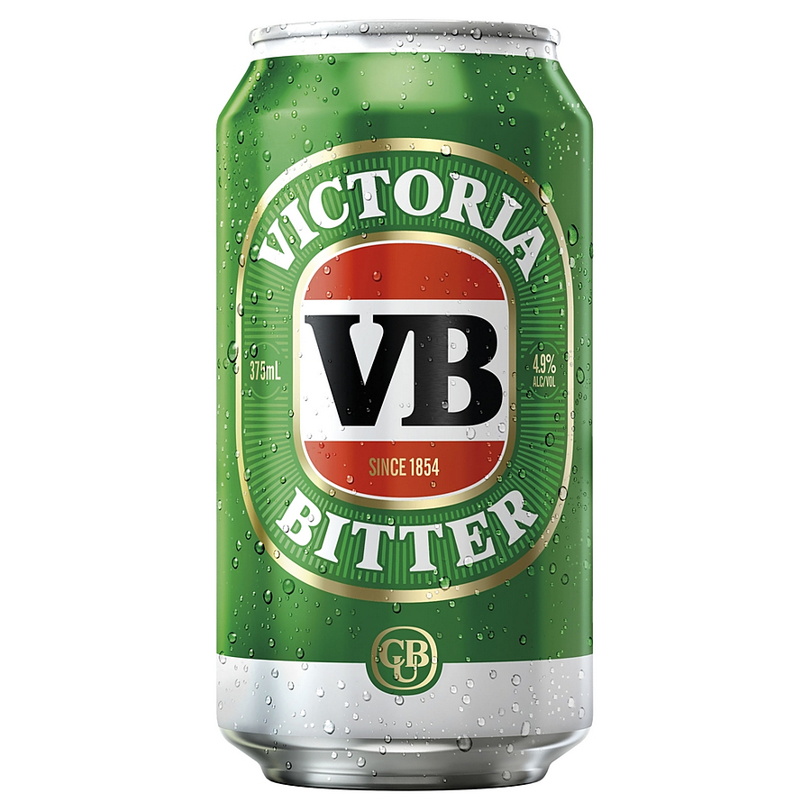 Victoria Bitter 30 Can Block - Image 1