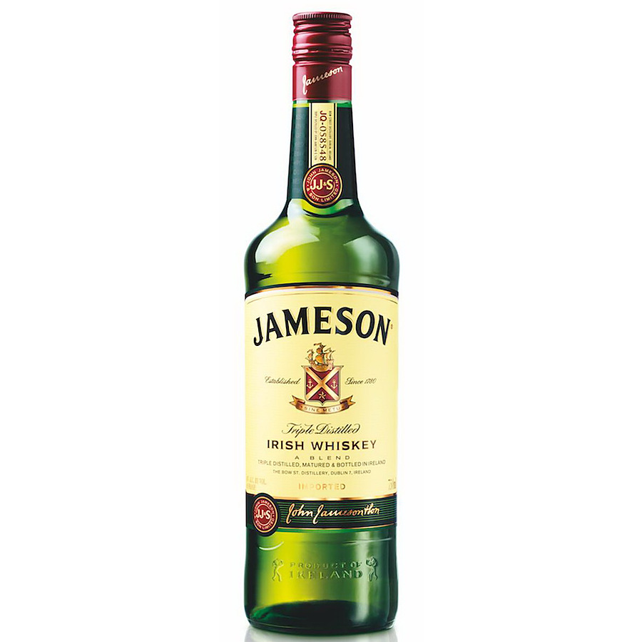 Jameson Irish Whiskey 700ml - Image 1