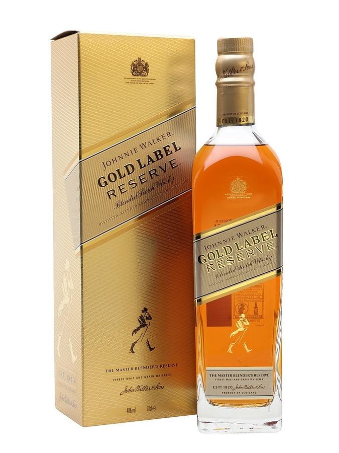 Johnnie Walker Gold Reserve 700ml - Image 1