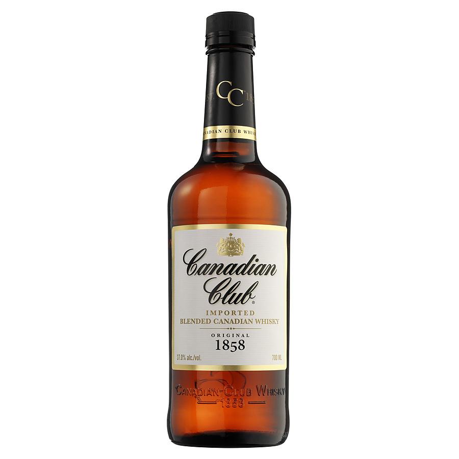 Canadian Club Whisky 700ml - Image 1