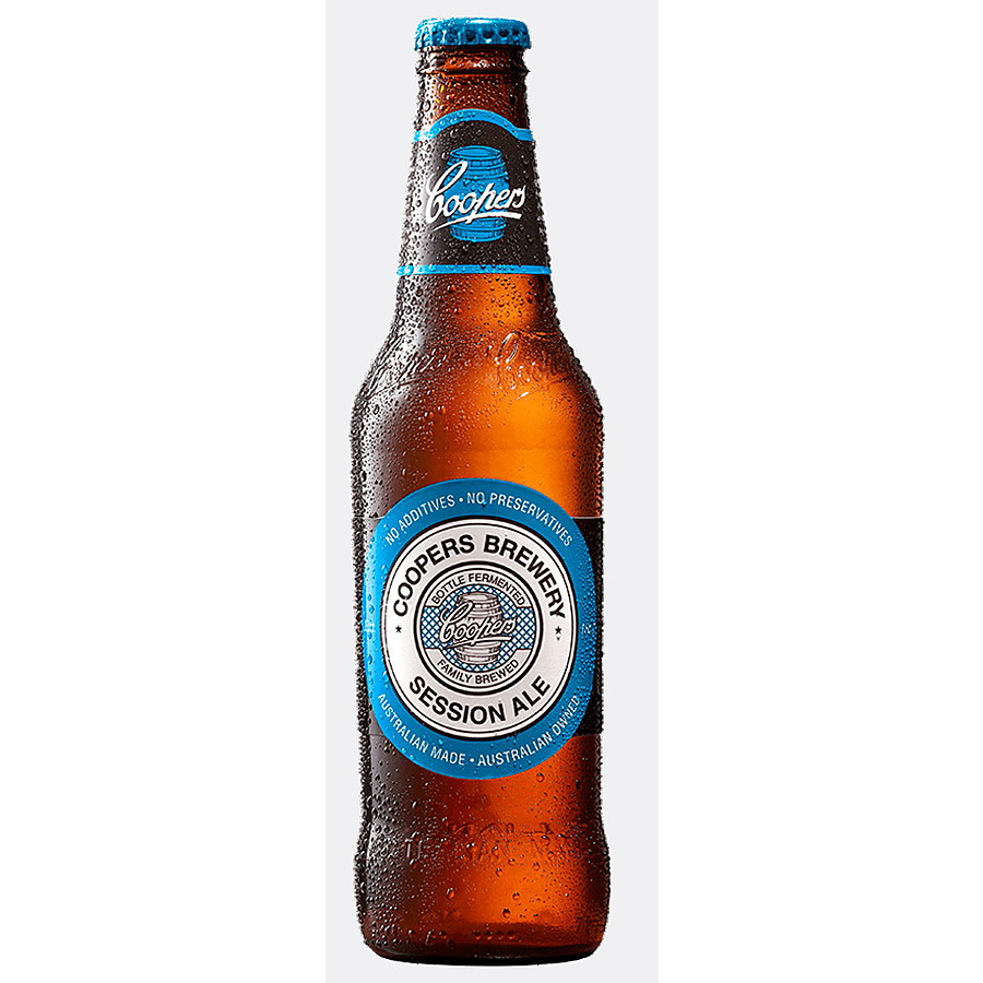 Coopers session ale 4 2 for Coopers craft bourbon review