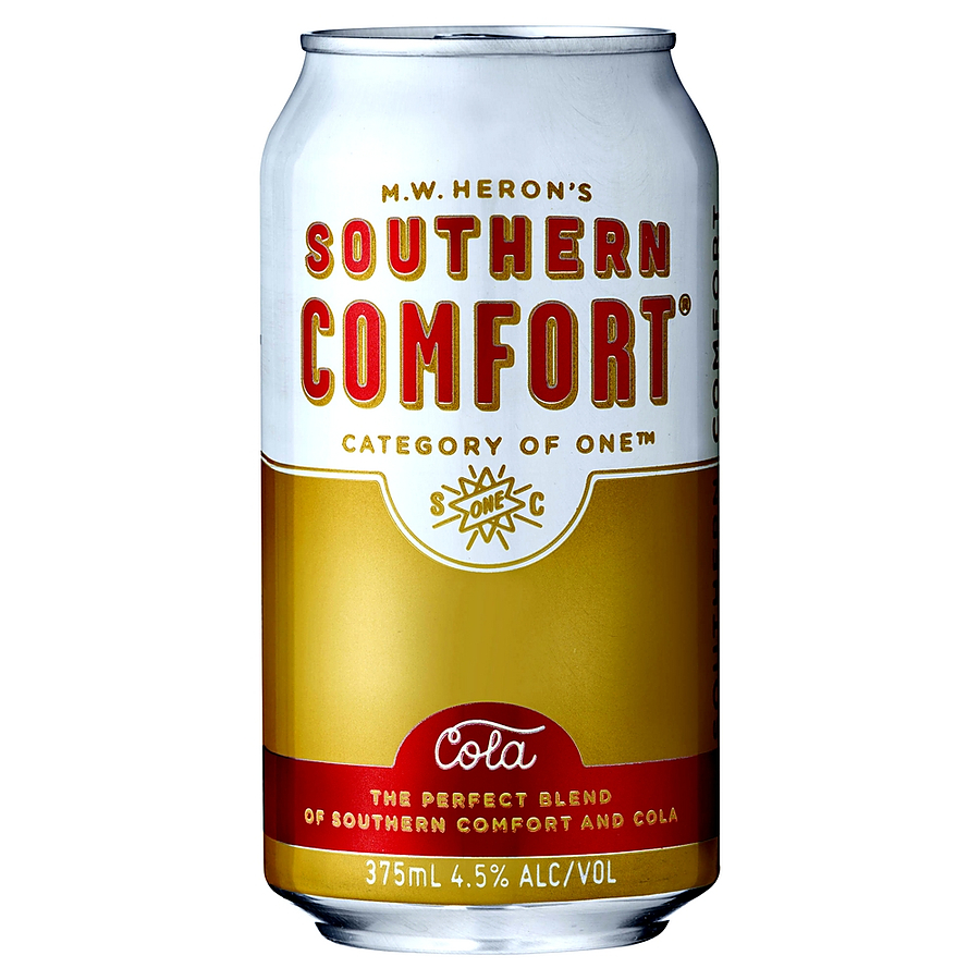 Rum And Southern Comfort Drinks