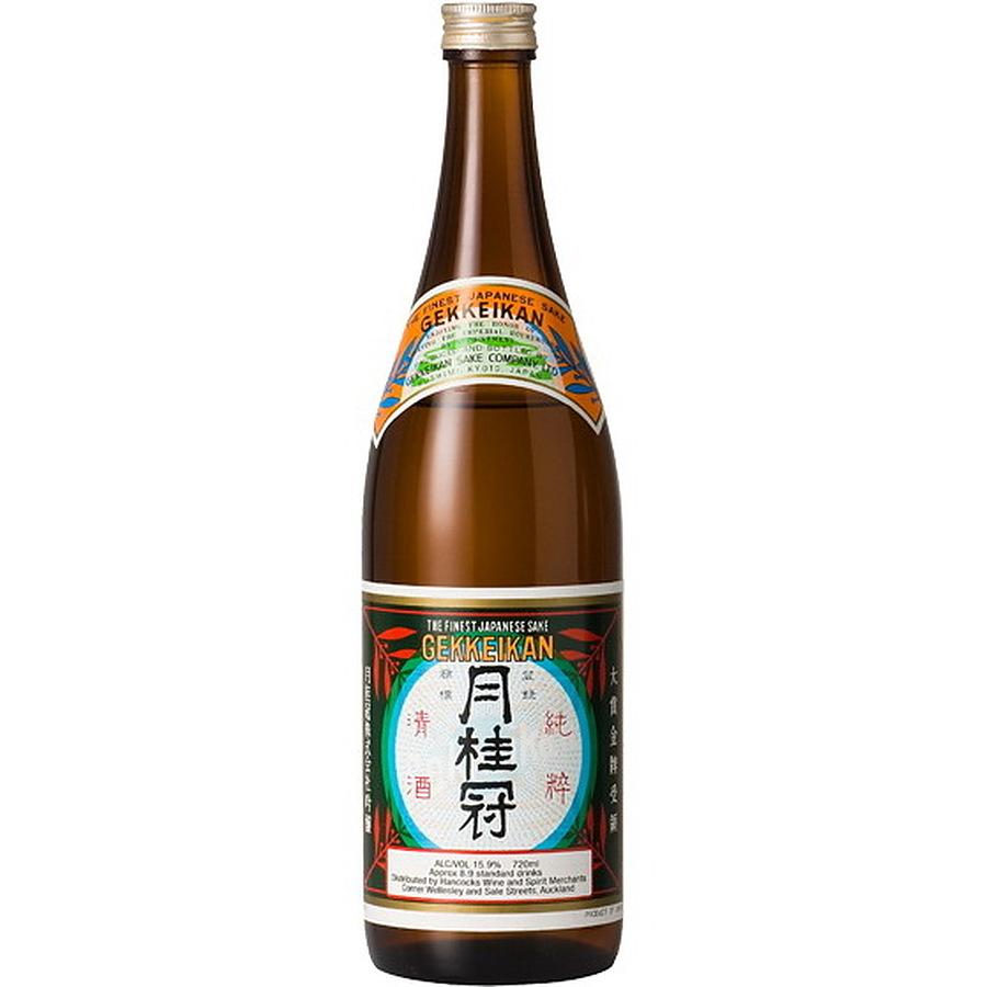 Gekkeikan Sake 720ml - Image 1