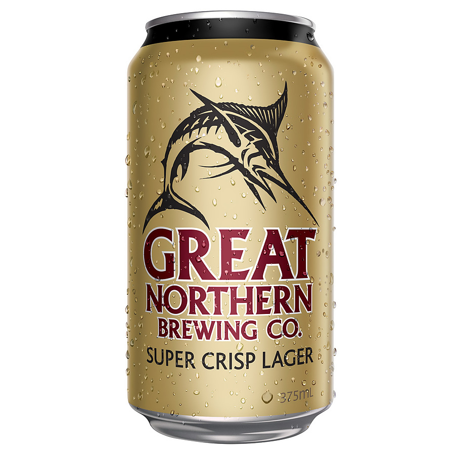 Great Northern Super Crisp 30 Can Block - Image 1