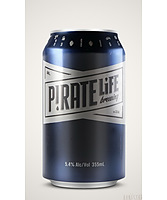 more on Pirate Life 5.4% Pale Ale 355ml Can