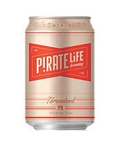 more on Pirate Life 3.5% Throwback I.P.A. 355ml