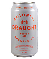 more on Colonial Draught Kolsch Ale Can 375ml
