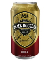 more on Black Douglas And Cola 4.6% 375ml Can