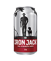 more on Iron Jack Lager 4.2% 30 Can Block