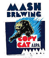 more on Mash Brewing Copy Cat Aipa 330ml