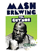 more on Mash Brewing The Guvnor Big Pale 5.6% 37