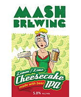 more on Mash Brewing Lemon Lime Cheescake Ipa 5.
