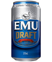 more on Emu Draft Can 375ml
