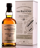 more on Balvenie 25 Year Old
