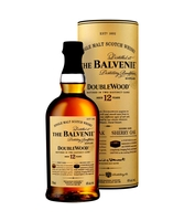 more on Balvenie Doublewood 12 Year Old
