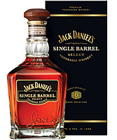 more on Jack Daniel's Whiskey Single Barrel 700m