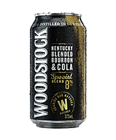 more on Woodstock Bourbon And Cola 8% 375ml Can
