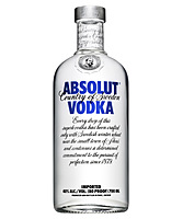 more on Absolut Vodka 700ml