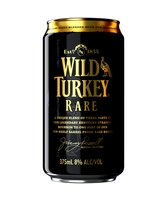 more on Wild Turkey Rare Bourbon And Cola 8% 375ml