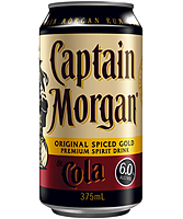 more on Captian Morgan Spiced Gold And Cola 6% Can