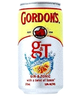 more on Gordon's Gin And Tonic 4.5% 375ml Can