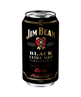 more on Jim Beam Black Label And Cola 5% 375ml Can