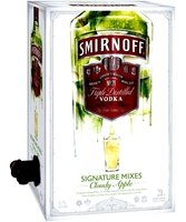 more on Smirnoff Signature Mixes Cloudy Apple 2l