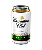 more on Canadian Club Whisky And Dry 4.8% Can