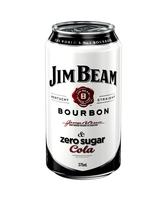 more on Jim Beam White Label Zero Sugar 4.8% Can