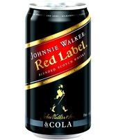 more on Johnnie Walker Red Label And Cola 4.6% Can