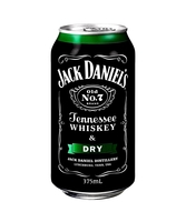 more on Jack Daniel's Whiskey And Dry 5% 375ml Can